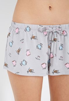 Forever 21 is the authority on fashion & the go-to retailer for the latest trends, styles & the hottest deals. Cute Pjs, Cute Pajamas, Pajama Outfits, Pajama Shorts, Sexy Shorts, Gym Shorts Womens, Summer Outfits, Cute Outfits, Kawaii Clothes