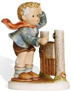 An Emergency. TMK 8 Number 436 Hummel Figurine