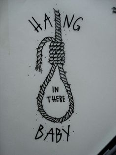 Image result for hang in there tattoo