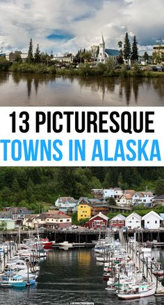 Planning to road trip Alaska and looking for inspiration? Here you will find 13 picturesque towns in Alaska that everyone will love| Alaska towns to add to your Alaska bucket list #alaska #town #usa #travel Travel Articles, Travel Info, Usa Travel, Travel Advice, Solo Travel, America And Canada, North America, Amazing Destinations, Travel Destinations