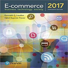 Solution manual for cornerstones of managerial accounting 6th solution manual for e commerce 2017 13th edition laudon traver fandeluxe Image collections