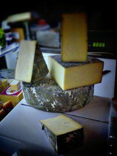 Cornish Yarg nettle wrapped cheese
