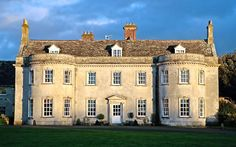 English country manor house
