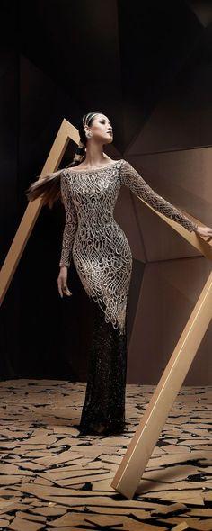 Charbel Karam F/W 2017-2018 - Couture -
