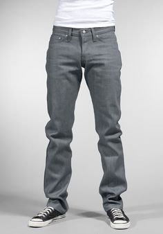 Love grey jeans on guys