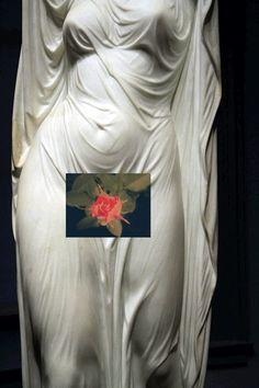 Lady in a wet white sari. Aesthetic Photo, Aesthetic Art, Divine Feminine, Vaporwave, Erotic Art, Belle Photo, Collage Art, Pop Art, Photos