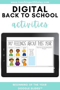 For years, my Back to School Survival Kit has been loved by thousands of teachers. As we navigate this challenging time, I wanted to make sure you had resources for building a strong classroom community virtually. If you're looking for full lesson plans and printable activities, make sure to purchase the Back to School Survival Kit {digital and printable version}.
