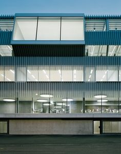 Ecole des Métiers EMF | Zürich, Switzerland | Graber Pulver Architekten AG
