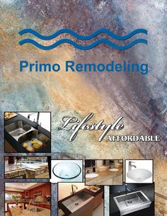 Primo Remodeling has all your products for remodeling! We carry high quality products for a real low price. more http://www.primoremodeling.com/showroo...