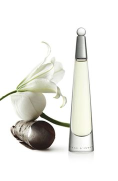 Issey Miyake  Japanese designer Issey Miyake draws inspiration from nature, modernism and technology. His fresh, innovative scents for men and women awaken the senses, inspire the mind and energize the body