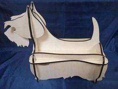 Scottish Terrier Shelf Dog