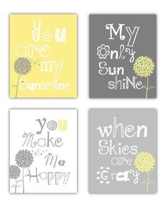 SALE LIMITED TIME Dandelion Art You are my by LittlePergola, $35.00