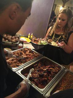 #thebbqdaddy #bbqwedding Chocolate Fondue, Catering, Bbq, Daddy, Weddings, Desserts, Food, Barbecue, Tailgate Desserts