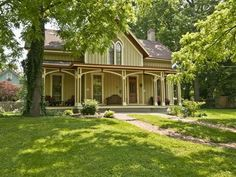 I Could Be Happy Here: American Gothic Revival