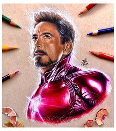 iron man sketch pencil drawings of
