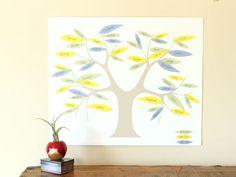 DIY Teacher Gift: Student Tree