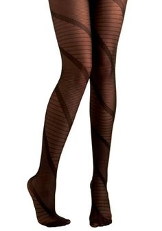 Now and Ladder Tights, #ModCloth $14.99