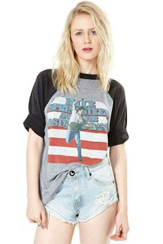 Born in the USA Tee #vintage #nastygalvintage