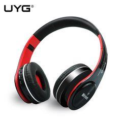 promo uyg st 422 bluetooth headphone wireless headphones over ear stereo headset with microphone Bluetooth Headphones, Wireless Headphones, Bluetooth Gadgets, Best Headphones, Samsung, Iphone, Mini, Smartphone, Tecnologia