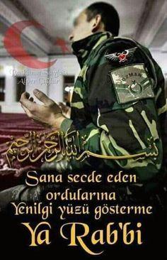 Amiññññn⭐.polis ksrdeşlerim asker kardeşlerim.şunu bilinki!..Bizler hep sizlere dua ediyoruz.Rabbim hepinizi korusun. Good Sentences, Special Forces, Muslim, History, Islam, History Books, Historia