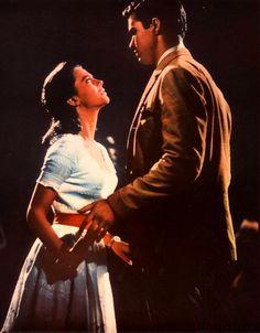 Natalie Wood Richard Beymer Maria Tony West Side Story