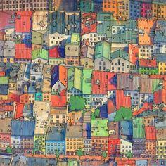 Steve McDonald, Fantastic Cities