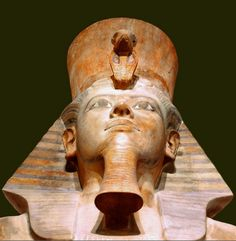 King Tutankhamun (born Tutankhaten circa 1341 B.C.E) the 12th king of the 18th Egyptian dynasty. During his reign, powerful advisers restored the traditional Egyptian religion, which had been set aside by his almost certainly father, Pharaoh Akhenaten.Tutankhaten's biological mother is unknown but likely was not Akhenaten's principal wife, Queen Nefertiti, although debate about this still remains. Married his half-sister, Ankhesenamun,their only two daughters were stillborn.