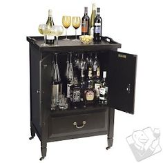 maybe...looking for ideas for small home bar have all the accessories lol but not the right bar unit