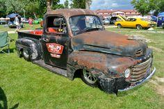 Ratty truck
