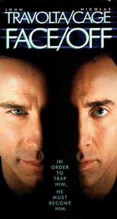 Face/Off - I loved this movie back in the day. I still like it. John & Nick were groovy together. What is it with John Woo and doves?