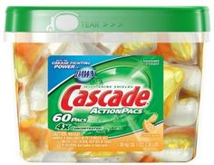 Cascade gel packs--- couldn't get any easier!