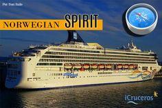 #Norwegian Spirit  #Norwegian Cruise Line