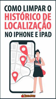 """""""Locais Importantes"""" é um recurso que permite que seu iPhone ou iPad mantenha um registro de todos os locais que você visitou com frequência e que o dispositivo considera significativos – normalmente, isso está diretamente relacionado à frequência em que você vai a esse destino. Essas informações são usadas para fornecer sugestões personalizadas e alertas no aplicativo Apple Maps, Agenda e Fotos. Considere este recurso como a versão Apple do Histórico de localização do Google Maps. Iphone, Ipad, Google, Apps, Places, Verses, Destiny, Pictures"""