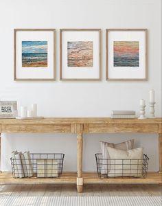 Collage Artwork, Collage Frames, A4 Size, Algarve, A3, Entryway Tables, Portugal, Landscapes, Graphic Design
