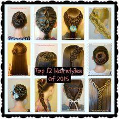 Top hairstyles of the year