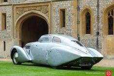 1937 Hispano-Suiza H6C Dubonnet Xenia