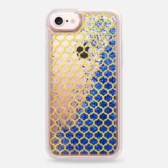 29 best phone cases images cell phone accessories, iphone phonecasetify iphone 7 glitter case gold moroccan pattern by priyanka chanda