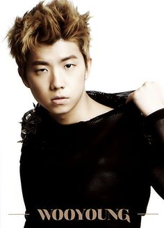 Wooyoung From 2PM And Dream High.