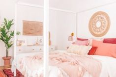 on The Mindwelling Our Master Bedroom Reveal in Simple Step by Step Order - Dillardshome Kids Bedroom, Master Bedroom, Bedroom Ideas, Corner Drawers, Diy Home Decor For Apartments, Farmhouse Style Kitchen, Glass House, Scandinavian Design, Design Trends