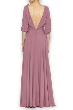 Платье с открытой спиной LAROOM
