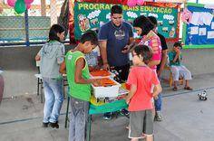Prefeitura de Boa Vista Escolas municipais promovem exposição de trabalhos desenvolvidos durante ano #pmbv #prefeituraboavista #roraima #boavista