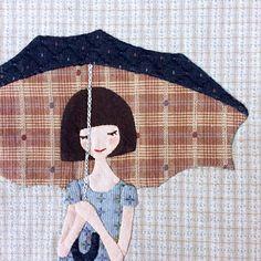 [转载]少女的四季——2015首届中国国际拼布创意设计大赛(绍兴)获奖作品