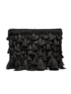 Buy ASOS Mega Tassel Clutch Bag at ASOS. Get the latest trends with ASOS now. Asos, Fashion Bags, Fashion Accessories, Fashion Fashion, Fashion Online, Fashion Beauty, Fashion Dresses, Womens Fashion, Diy Sac