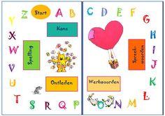 Spellingspel groep 6, 7, 8