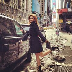 (3) Twitter Donna Harvey, Suits Series, Sarah Rafferty, Suits Usa, Max Azria, Herve Leger, Coat, Movies, Instagram