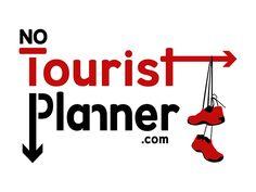 Logo Design for notouristplanner.com by Daniel del Ama, via Behance