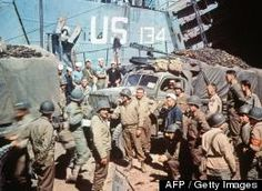 D day in color - Google Search