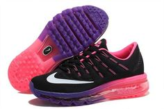 timeless design 6be71 43b44 Nike Air Max 2016 Womens Purple Pink Black White Review Air Max Thea, Pink  Nike
