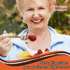 Dietas especiales para pacientes con hipertensión
