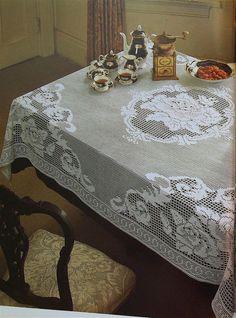 Ondori Lace (elegant rose border) - 0111 - 0111's blog
